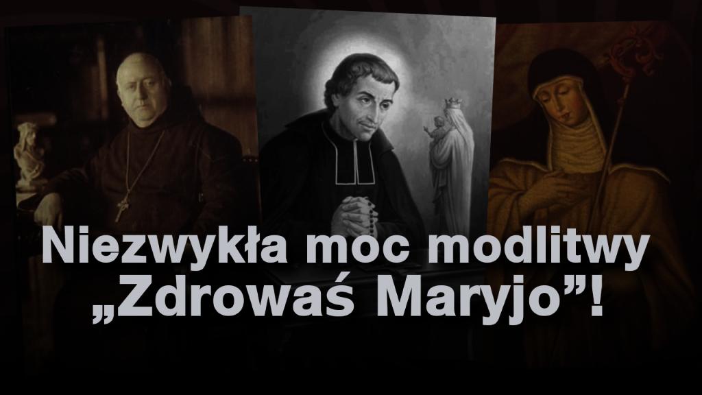 Jak się modlić do Maryi?