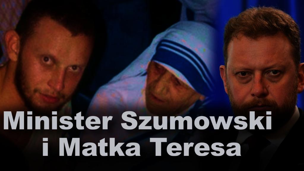 Łukasz Szumowski Matka Teresa z Kalkuty