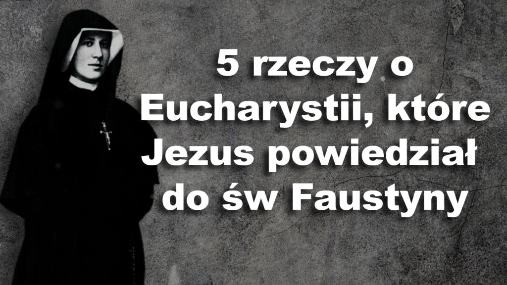 św Faustyna