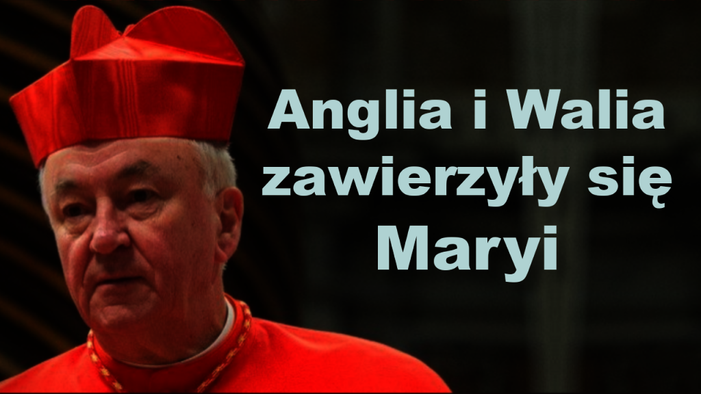 Anglia Zawierzenie Maryi