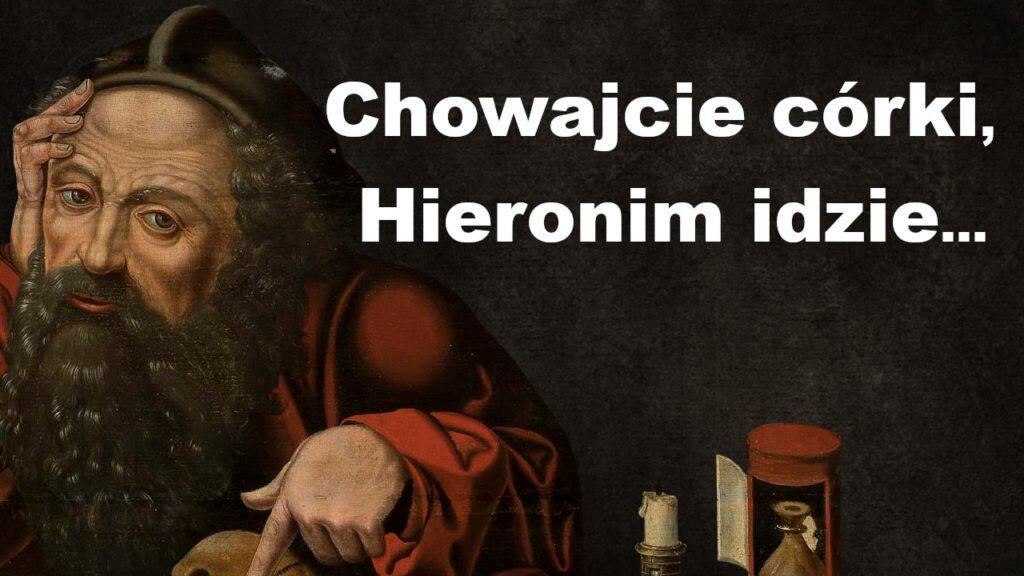 św Hieronim