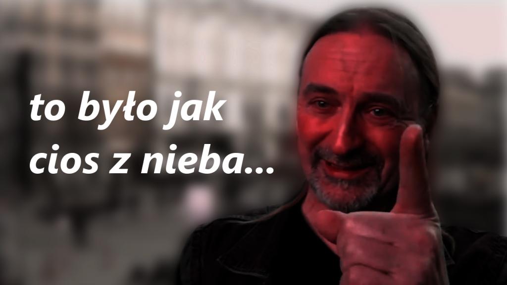 Marek Piekarczyk świadectwo o Janie Pawle II