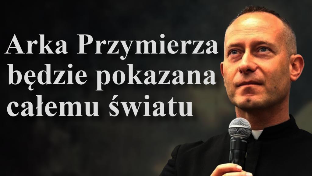 Ksiądz Dominik Chmielewski